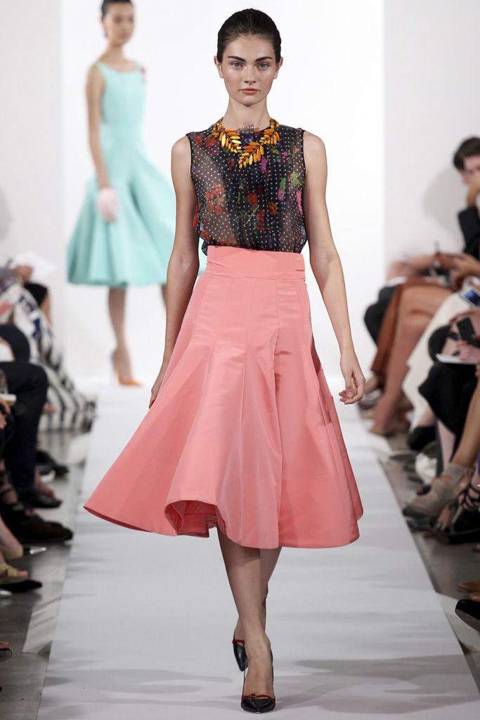 VOGUE fashion | trends | OSCAR DE LA RENTA