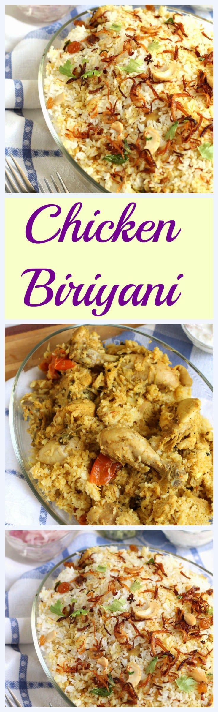 Delicious,and flavorful North Kerala style  one pot meal recipe with step by step images.Chicken marinated in spices then layered with rice and dum cooked.
