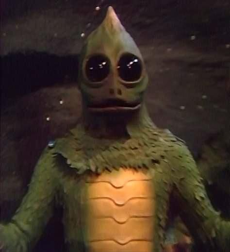 Sleestak in Land of the Lost scared the beejeebees out of me #blastsfromthepast