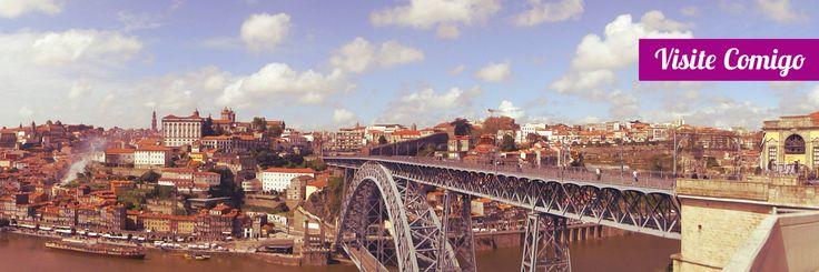 Linda cidade do Porto, Visite Comigo