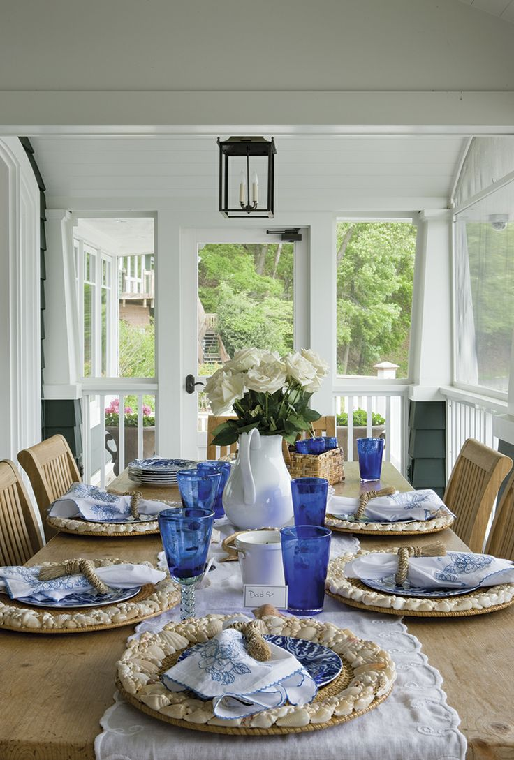 145 Best Living Room Decorating Ideas Designs: 145 Best Beach - Tablescapes Images On Pinterest