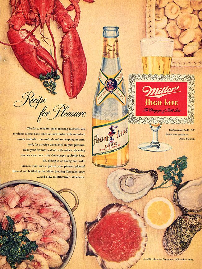 Vintage High Life