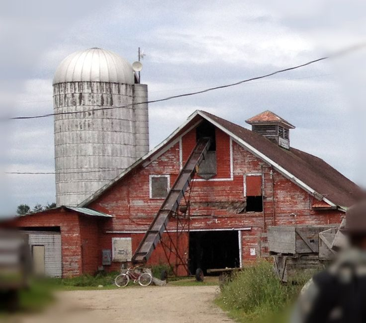 379 Best Painting Old Barns Images On Pinterest