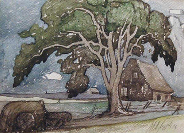 Maison à Ste-Rose (1928) - Marc-Aurèle Fortin