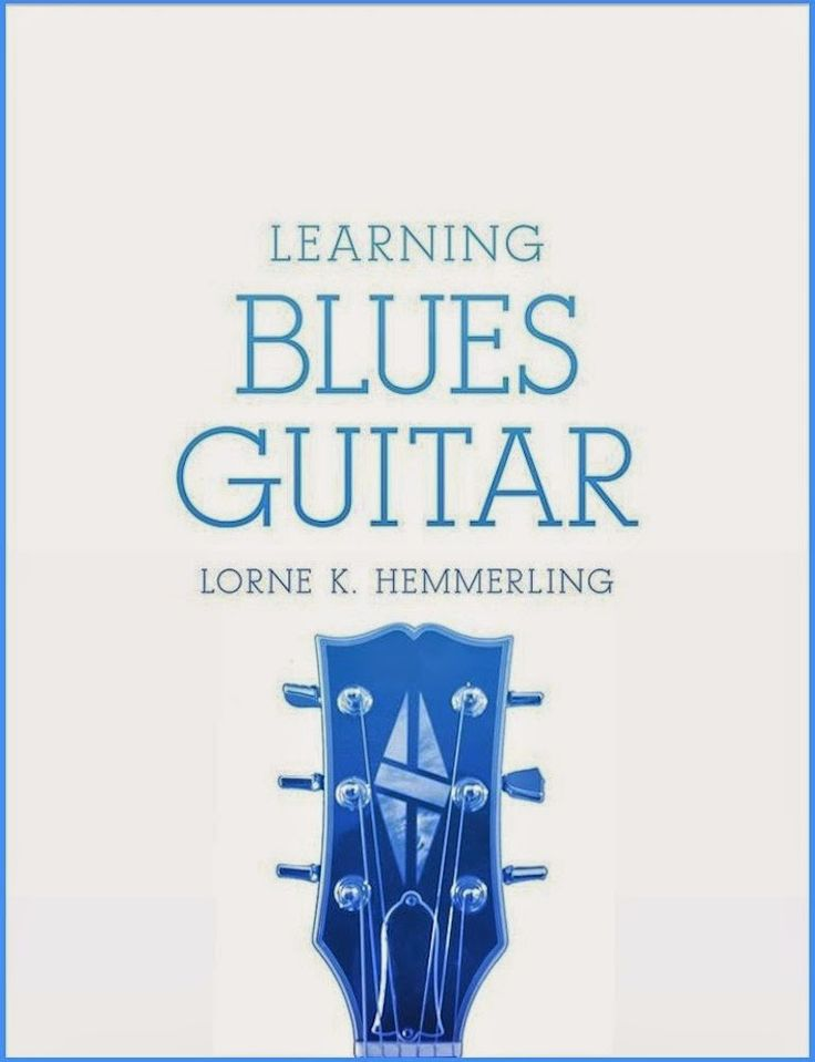 Learning Blues Guitar: I have beenteaching guitar professionally since 19...