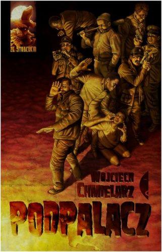 Okładka książki Podpalacz