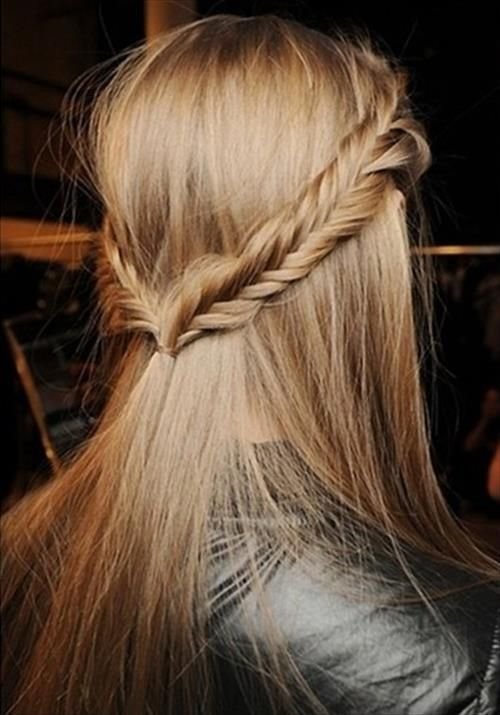 nice Easy Braid Frisuren #Braid #Easy #Frisuren