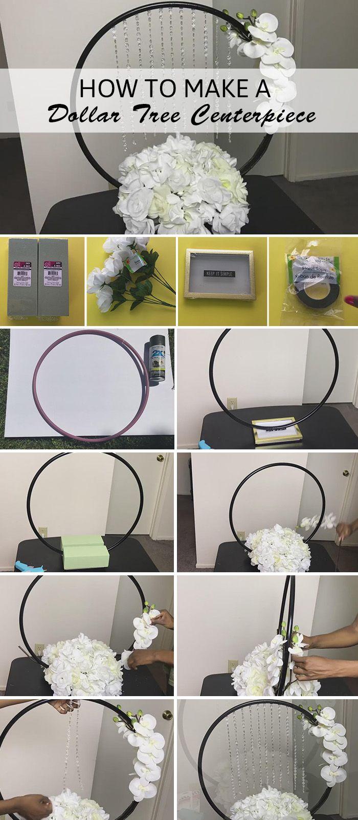 10+ Diy wedding centerpieces dollar tree ideas