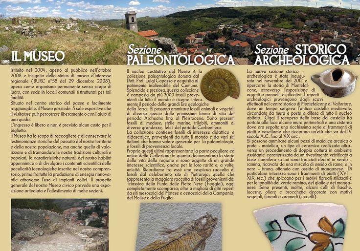 Museo Civico di Montefalcone Valfortore - Benevento