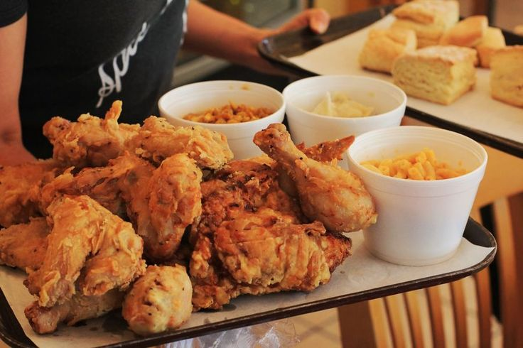 Head to The Chicken Ranch for some down-home cooking without the clean-up! Good-as-hell fried chicken, Johnny Cash Chicken Wangs, and crispy fried chicken livers are all on the menu at this Southern-style chicken shack. So are the city's most heavenly buttermilk biscuits, which you should definitely, definitely get.