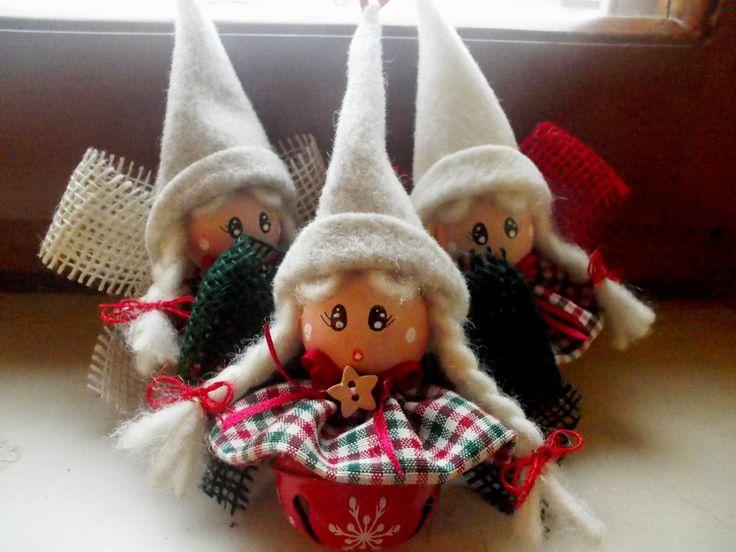 sonagli da appendere allìalbero di Natale