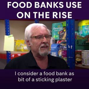 Business at this British food bank is booming.   Almost 1.2 million emergency packs were given out n #news #alternativenews