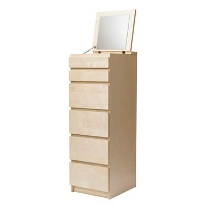Die besten 25+ Malm frisiertisch Ideen auf Pinterest Ikea - esszimmer kommode ikea