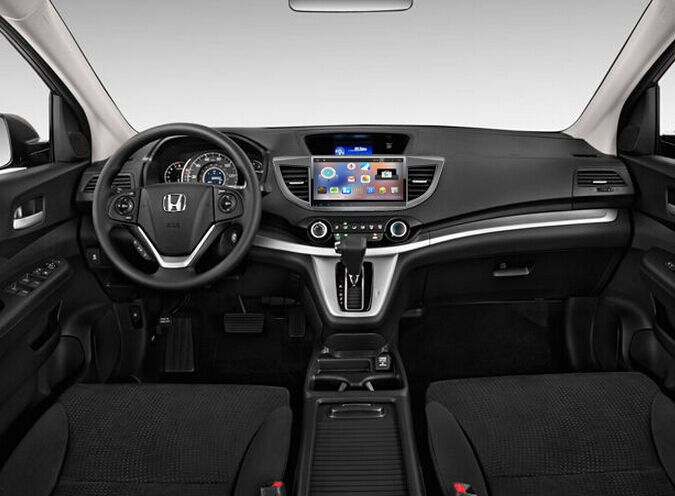 How to remove and install a 2013 Honda CRV Radio with touchscreen bluetooth?