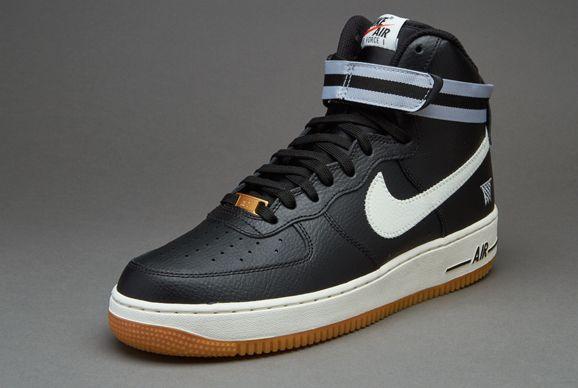 Nike Sportswear Air Force 1 High 07 - Black / Wolf Grey / Light Brown