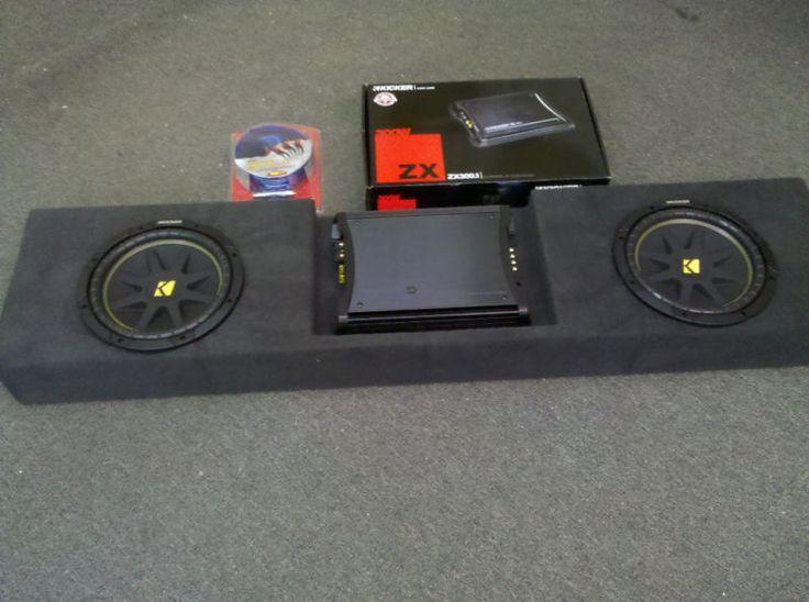 2009 to 2014 Ford F150 Supercrew Custom Box 2 10 Amp rack crewcab  | Consumer Electronics, Vehicle Electronics & GPS, Car Audio & Video Installation | eBay!