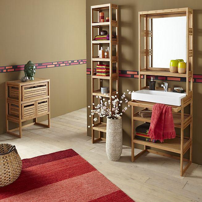 alinea meuble salle de bain danong