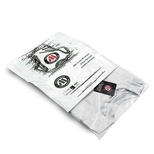 Burger Plusieurs Joie Camelote Homme NOUVEAU Blanc avec manches noires XL Base-ball manche longue T-shirt | Wellcoda: Cet article Burger…