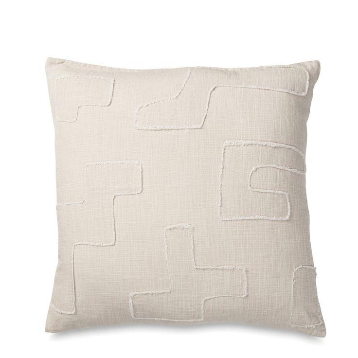 Asha Applique Cushion Cover | Citta Design $74.90