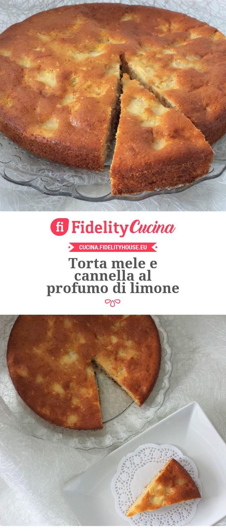 Al Banana Profumo Mele Bread E Cannella Di Limonedolci Torta v7Yb6gyf