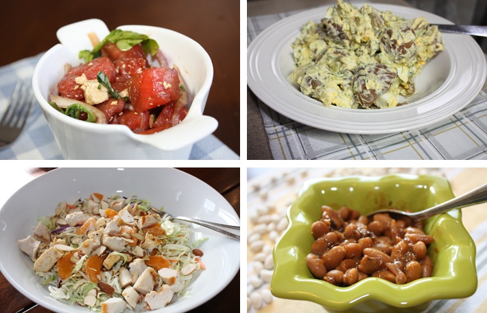 Healthy Summer Side Dishes (15 recipes)