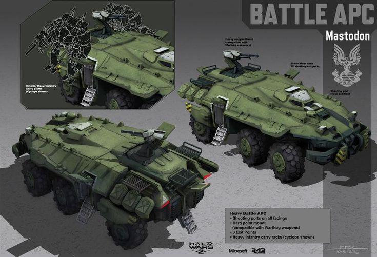 UNSC Pillar of Autumn - Ship - Halopedia, the Halo wiki