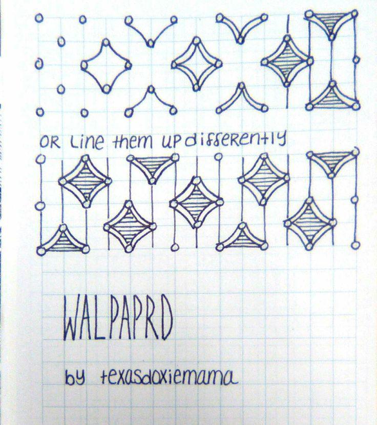 Walpaprd tangle