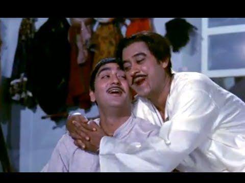 Meri Pyari Bindu - Classic Comedy Song - Kishore Kumar & Sunil Dutt - Padosan