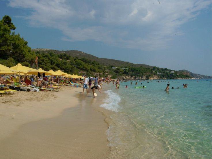 Makris Gialos Beach-Kefalonia Beaches