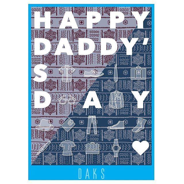 ■DAKS公式オンラインショップ■  父の日キャンペーン開催中!! 6月18日の父の日に、日ごろの感謝の気持ちを込めて、贈り物をしてみてはいかがでしょうか。DAKSはビジネスにもカジュアルにも幅広く使っていただける、父の日にぴったりな商品を取り揃えています。キャンペーン期間中は、DAKS公式オンラインショップで10,000円(税別)以上ご購入頂いたお客様先着50名様にDAKSオリジナル扇子をプレゼントいたします。是非この機会にDAKSオンラインショップをご利用ください。   DAKSオンラインショップ:http://www.daks-japan.com/onlineshop/  DAKSニュースページ:http://www.daks-japan.com/news/201706.html    #ダックス #daks #menswear #mensfashion #父の日 #daddy #fashion #campaign #キャンペーン #オンラインショップ #onlineshop #紳士 #men #扇子 #fan