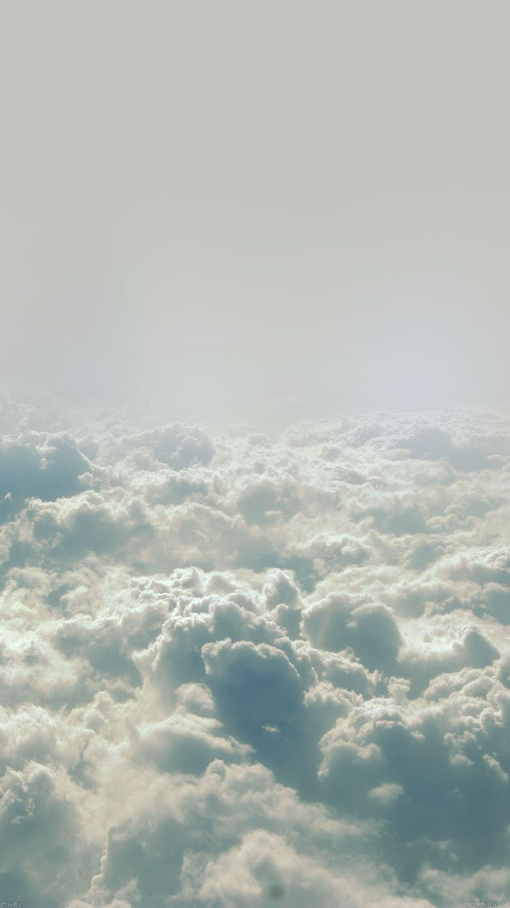 Get Wallpaper: http://goo.gl/FsE5Cv mg02-cloud-flare-blue-sky-believe-fly-nature via http://iPhone6papers.com - Wallpapers for iPhone6 & plus