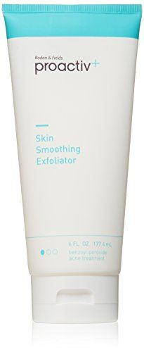 The Skin Smoothing Exfoliator is Step One of the all-new #Proactiv+ 3-Step System. This 4-in-1 daily face wash is a deep cleanser; a medicated treatment for kill...