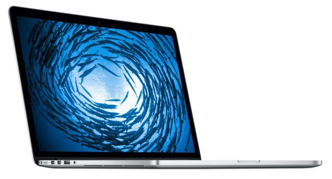 Tal y como esperábamos: Apple actualiza sus MacBook Pro con pantalla retina con más velocidad y memoria