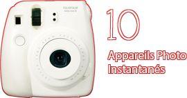 10 Appareils Photo Instantanés