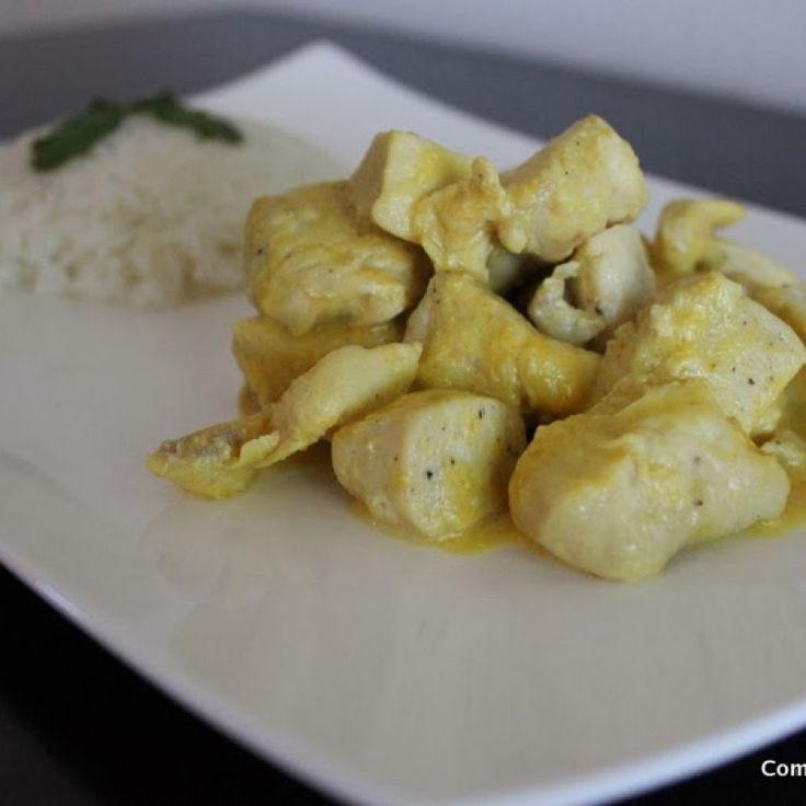 Deliciosa receta colombiana de pollo en salsa de maracuyá.