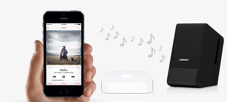 Apple - Mac - AirPortExpress
