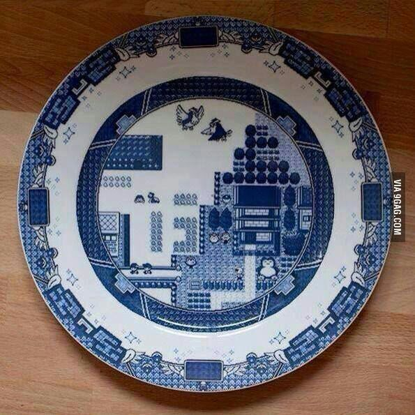 Pokemon Plate. Shut Up And Take My Money!