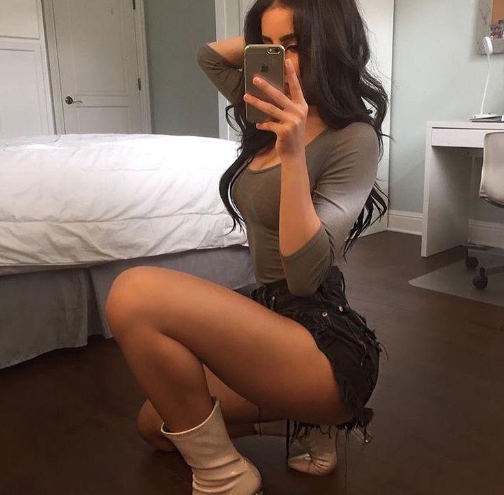 Women Nude Sexy Posing Selfie - Sex Archive-5986