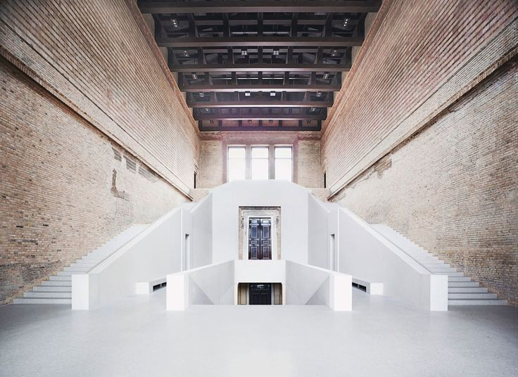 David Chipperfield Architects, Ute Zscharnt · Neues Museum