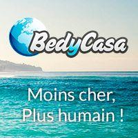 Comme Audrey, participe toi aussi au grand casting du Tour du Monde chez l'habitant #BedyCasa #tdmch #Bretagne #voyage #AudreyRegis