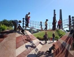 Sydney Park Playground from Ellas List website