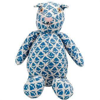 TEDDY DAISY Mjukdjur, blå