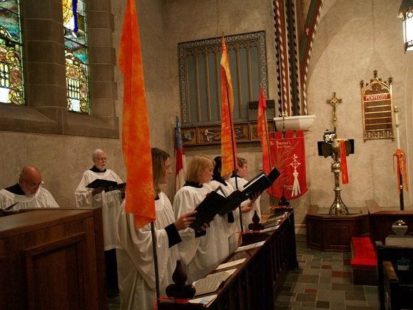 music for pentecost 2015