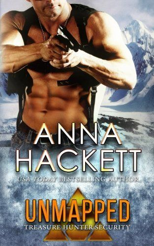 Unmapped (Treasure Hunter Security) (Volume 6) by Anna Hackett. Finding undiscovered treasures is always daring, dangerous, and deadly. Perfect for the men of Treasure Hunter Security. Former Navy SEAL and CIA agent Ronin Cooper is used to living his life in the darkness. A loner by nature, he enjoys his work at Treasure Hunter Security, stays busy on the road, and never lets anyone too close. That is until he notices a mystery redheaded woman spying on him and his colleagues. Then he…