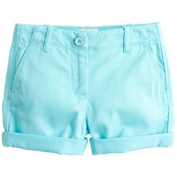 Girls School Shorts : Girls School Uniform Shop | J.Crew ❤ liked on Polyvore featuring shorts