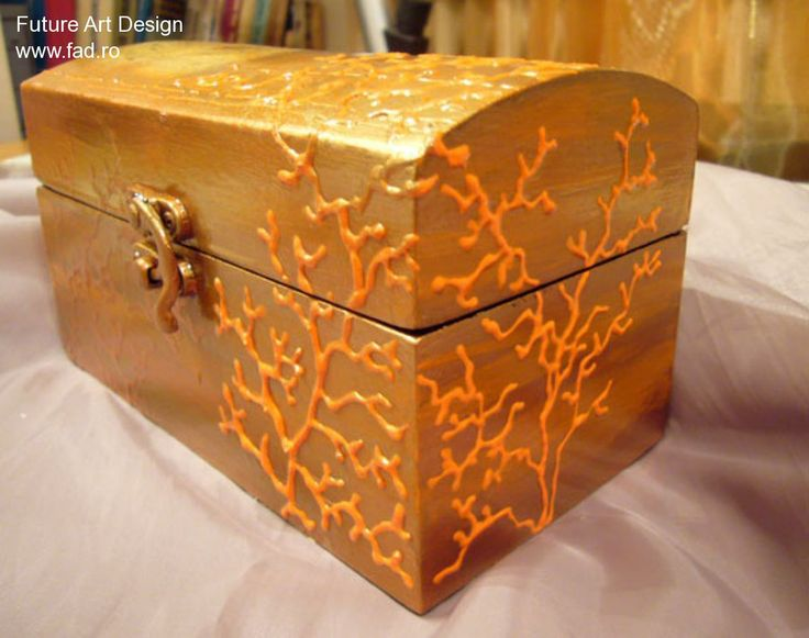 """Box""""Corals"""""""