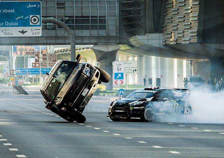 Ken Block's Gymkhana Eight: Ultimate Exotic Playground is here and it definitely doesn't disappoint. Check it out!