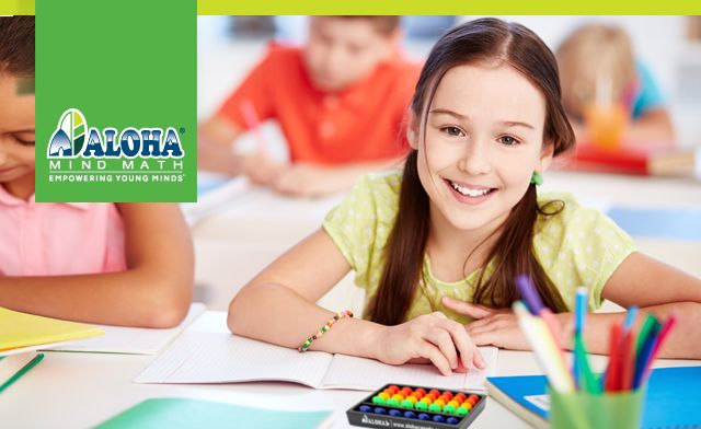 ALOHA is the pioneer and world leader in Abacus and Mental Arithmetic.ALOHA Mind Math is offering franchise throughout Canada.  Aloha Contact Us - York Business Centre, Unit #112, 12888 80th Ave Surrey BC V3W 3A8, Email: franchise@alohacanada.ca Toll Free No: 1-844-88 (ALOHA) 25642 Tel. (604) 597-8663 Aloha Mind Math provides a Complete Brain Development Program based on the Mental Arithmetic System. It is an accredited international training program for children in the age group of 5 -13…