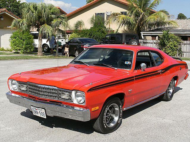 1974 Plymouth Duster Google Search Cool Cars