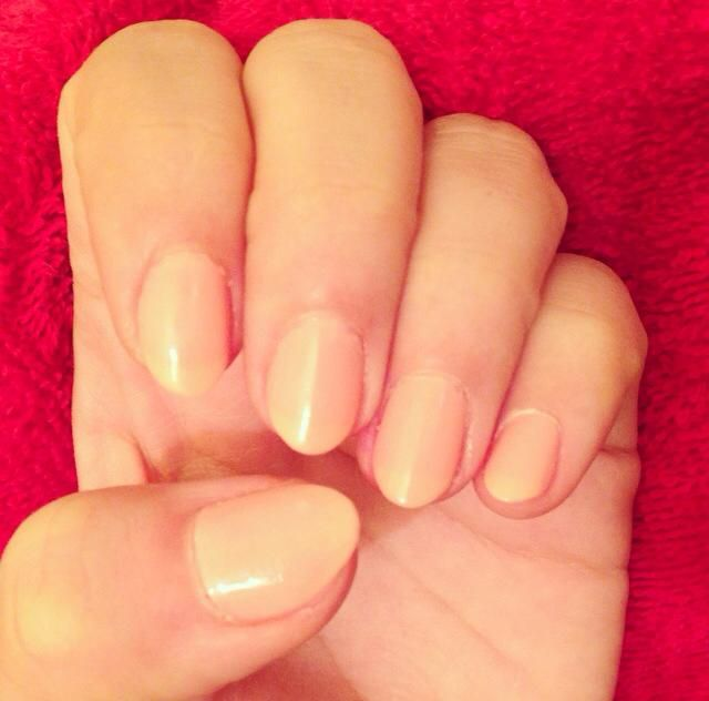 SEPHORA - Nude nails - by me